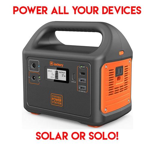 Explorer 160 Portable Power Station